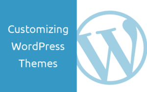 customizing wordpress themes