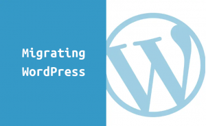 migrating wordpress sites