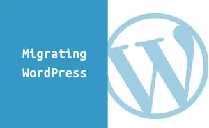 migrating wordpress sites